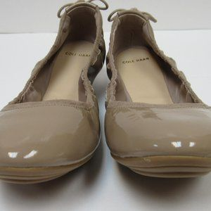 Cole Haan Patent Leather Ballet Flats 9B